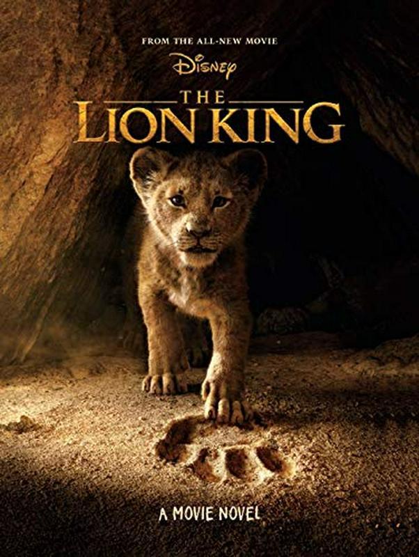 The Lion King: Movie Novel