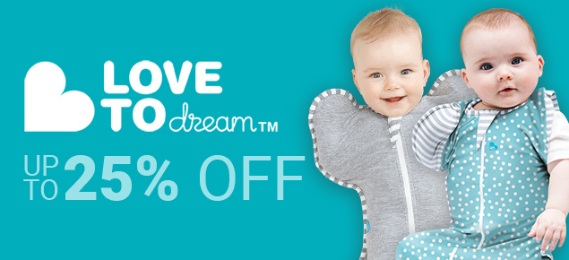 Love to Dream - Up to 25% off