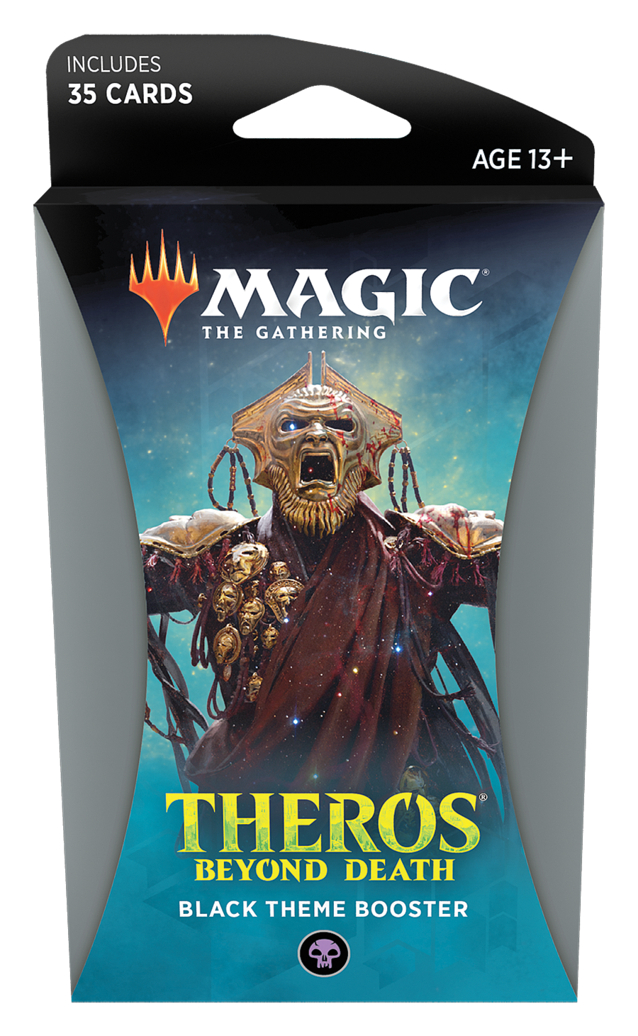 Magic The Gathering: Theros Beyond Death Theme Booster- Black image