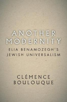 Another Modernity by Clemence Boulouque