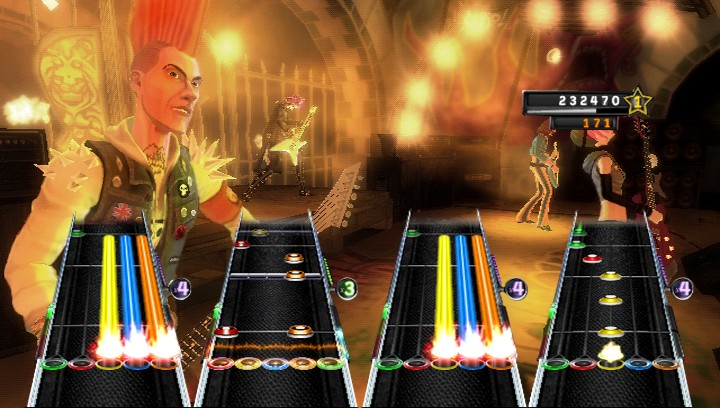 Guitar Hero 5 (Game Only) for Wii image