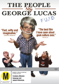 The People vs. George Lucas on DVD