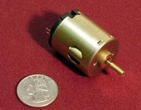 Dumas Electric Motor 4.8 Volt