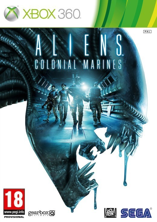 Aliens: Colonial Marines for Xbox 360