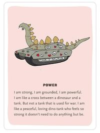 Affirmators - Self Help Cards image