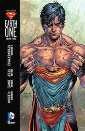 Superman Earth One TP Vol 3 by J.Michael Straczynski
