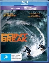 Point Break (2015) on Blu-ray