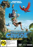 Robinson Crusoe on DVD