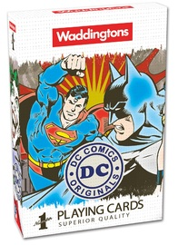 DC Comics: Cards