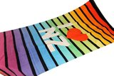 Beach Towel - Fun 'I Heart NZ' (140cm)