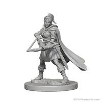 D&D Nolzurs Marvelous: Unpainted Minis - Human Female Ranger