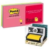 Vintage Camera Post-it Pop-up Dispenser