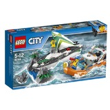 LEGO City: Sailboat Rescue (60168)