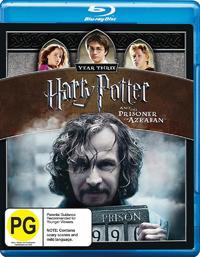 Harry Potter and the Prisoner of Azkaban on Blu-ray