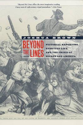 Beyond the Lines by Joshua Brown image