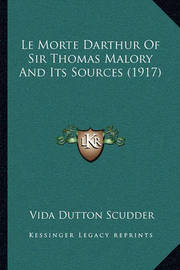 an introduction to the life of sir thomas malory Sir thomas malory in medieval english literature sir thomas malory in medieval english which is full of some pretty gnarly facts about his life.