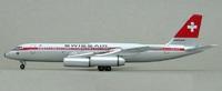 Witty Wings 1/400 Swissair Cv-990 Diecast Model