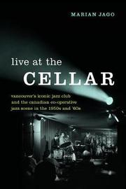 Live at The Cellar by Marian Jago image