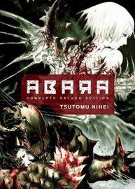 Abara by Tsutomu Nihei