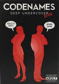Codenames: Deep Undercover 2.0 image