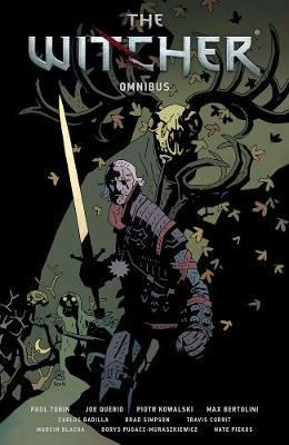 The Witcher Omnibus by Paul Tobin
