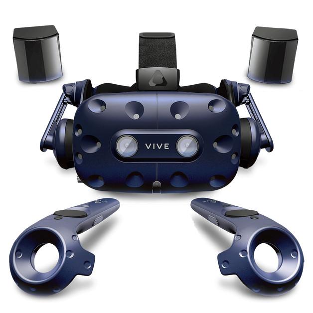 HTC: VIVE Pro Virtual Reality Kit VIVE Pro HMD