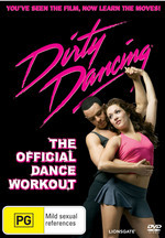 Dirty Dancing - The Official Dance Workout on DVD