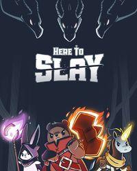 Here to Slay - RPG Board Game
