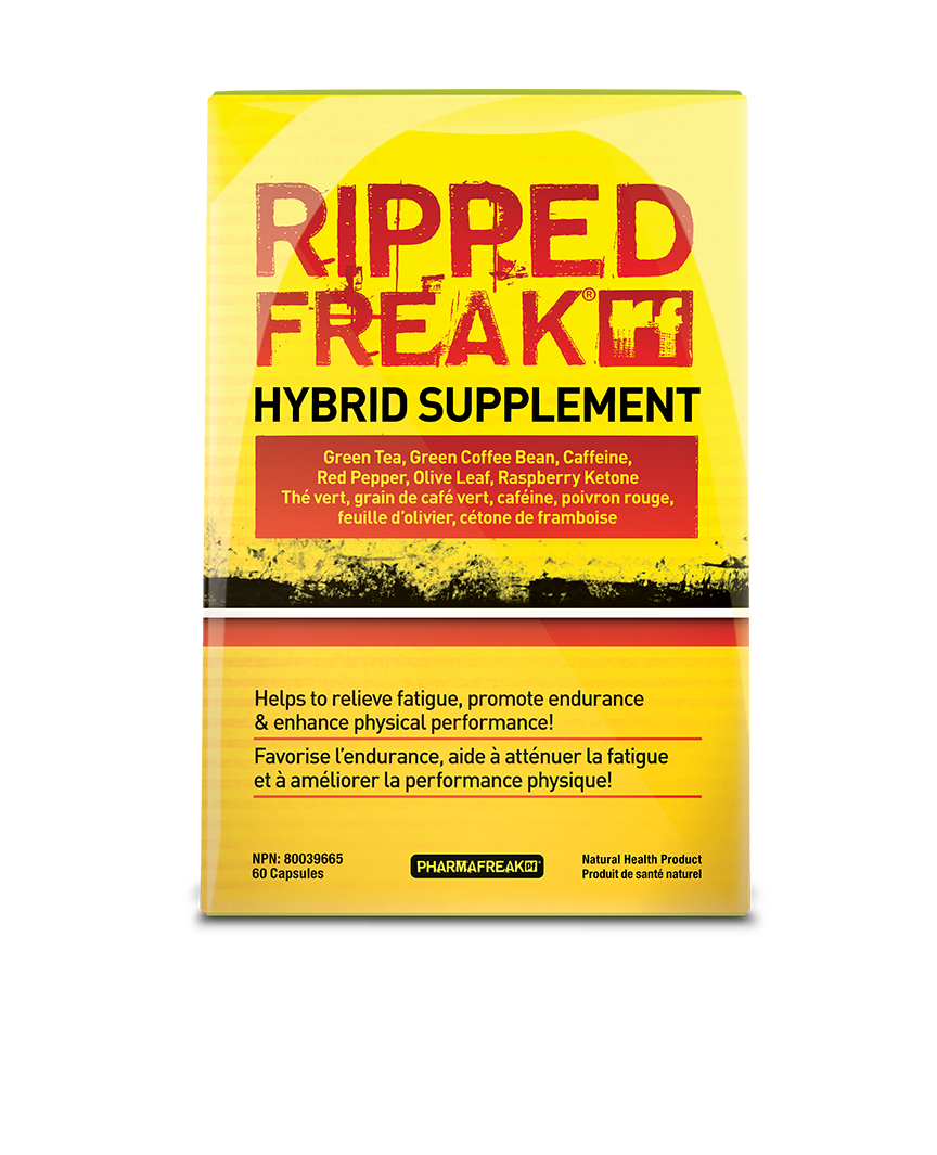 Buy Ripped Freak Hybrid Supplement Fat Burner At Mighty Ape Nz