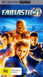 Fantastic Four for PSP