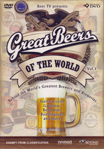 Great Beers Of The World - Vol. 1 on DVD
