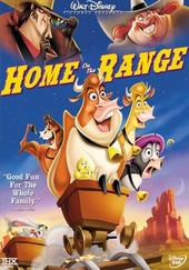 Home On The Range Activity Pack on DVD