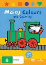 Maisy - Colours And Counting on DVD