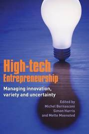 High-Tech Entrepreneurship image