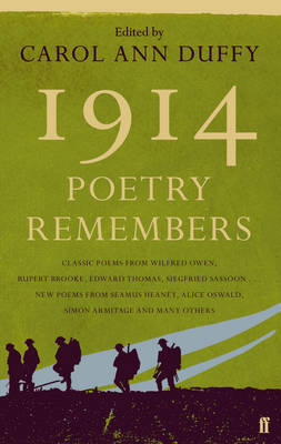 1914: Poetry Remembers by Carol Ann Duffy image
