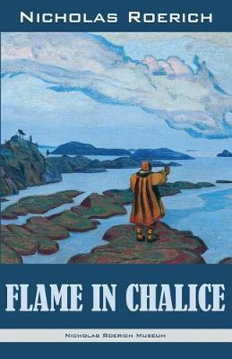 Flame in Chalice by Nicholas Roerich image