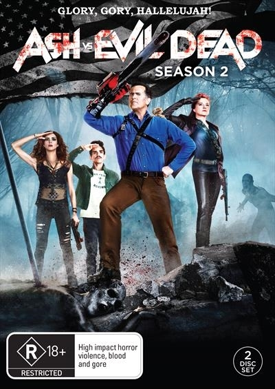 Ash V Evil Dead - Season 2 on DVD image