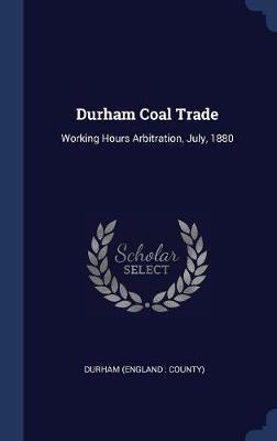 Durham Coal Trade