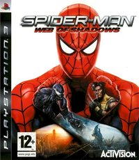 Spider-Man: Web of Shadows for PS3