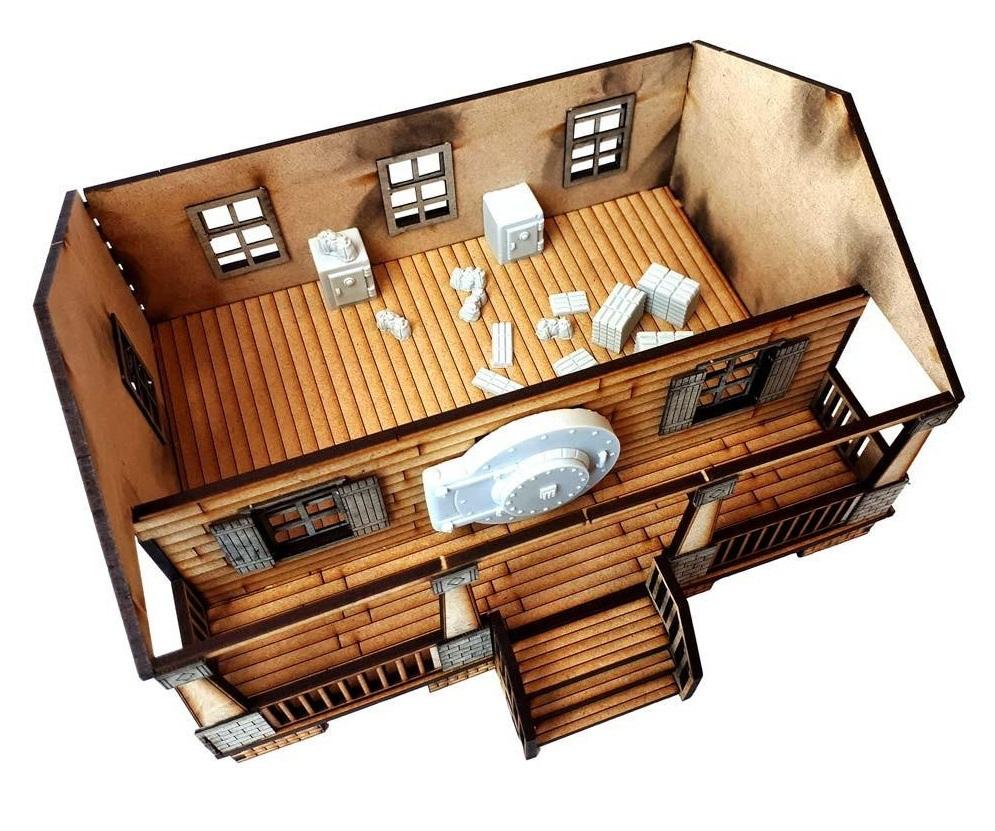 TTCombat: Tabletop Scenics - Bank Accessories image