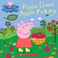 Peppa Goes Apple Picking by Meredith Rusu