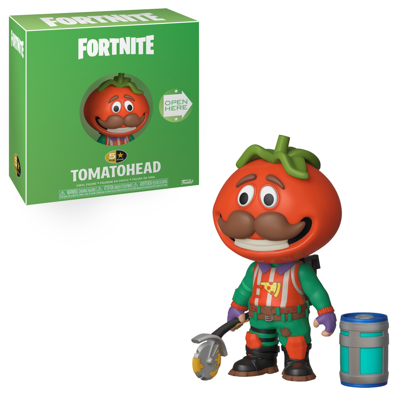 Fortnite: Tomatohead - 5-Star Vinyl Figure image