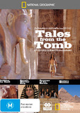 National Geographic: Tales from the Tomb (2 Disc Set) DVD