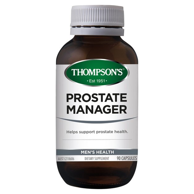 Thompson's Prostate Manager (90caps)