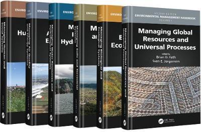Environmental Management Handbook, Second Edition - Six Volume Set