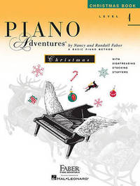 Piano Adventures Christmas image
