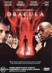 Dracula 2000 on DVD