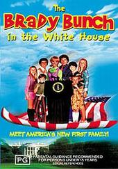The Brady Bunch In The White House on DVD