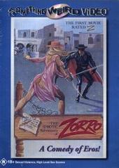 Erotic Adventures Of Zorro on DVD