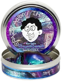 Crazy Aarons Thinking Putty Super Illusions - Super Scarab